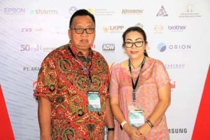 Robby Dondokambey,5Th Indonesia Procurement Expo