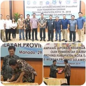 LKPD 2018 Minahasa Tenggara , Joke Legi
