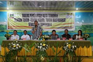 Wali Kota Tomohon: Pembekalan Pelsus Perlengkapi Kedewasaan Iman