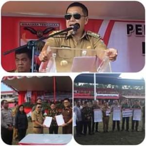 Dialog Pemilu 2019, Dialog Pemilu 2019 Pemkab Mitra