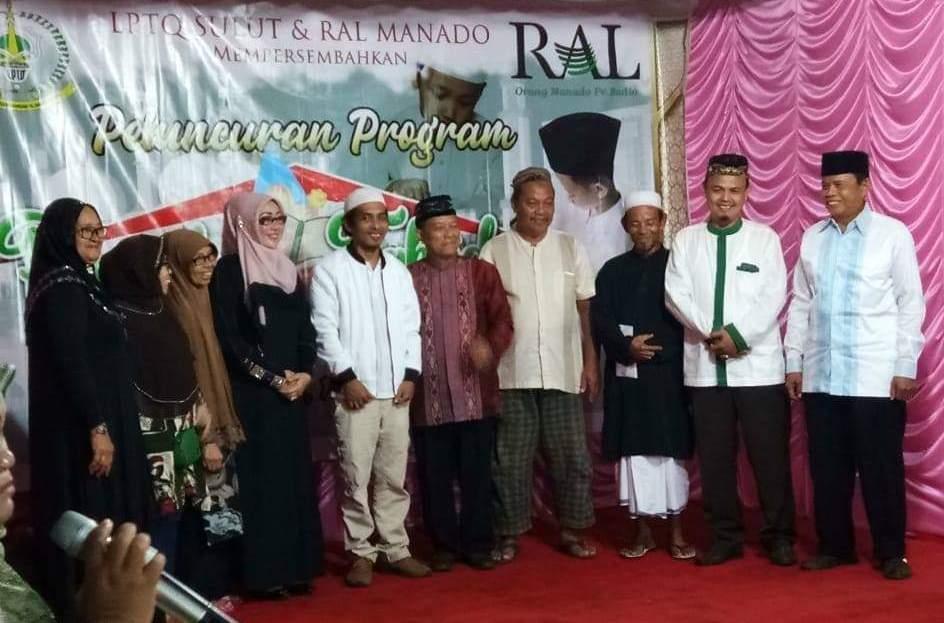 LPTQ Sulut dan Radio Ral FM Luncurkan Program Rumah Tahfidz di Maasing