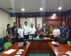 Komisi III DPRD Tomohon Konsutasi Peta Mutu Pendidikan ke Kemendikbud