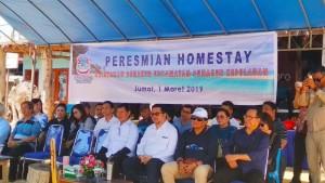 Bangun 27 Homestay di Bunaken, Pemkot Manado Dorong Keterlibatan Masyarakat Dalam Usaha Pariwisata