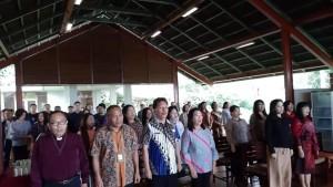 Panitia bersama penanggung jawab Hari Jadi ke-340 Kamasi