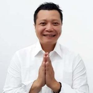 Ketua Tim Rajawali GSVL Maikel Towoliu