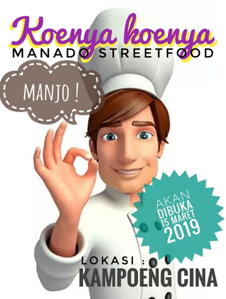 Manado Street Food Segera Hadir, Bakal Jadi Destinasi Wisata Kuliner Baru