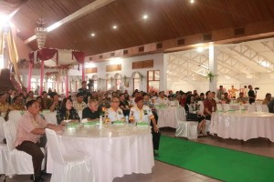 Peserta Musrenbang RKPD 2020 Kota Tomohon