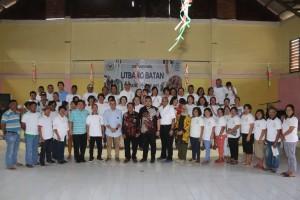 BATAN, para petani serta tokoh pemuda Ashley Rumajar