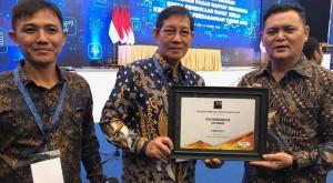 Pasar Pinasungkulan Dapat Penghargaan, Wali Kota Apresiasi PD Pasar Kota Manado