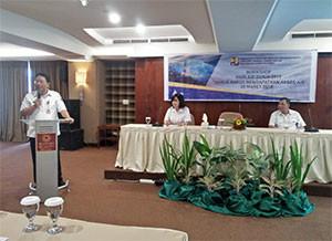 Workshop Hari Air Dunia ke XXVII, Sekdaprov Sulut Ajak Masyarakat Lestarikan Air