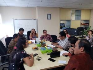 Konsultasi Komisi II DPRD Tomohon di Kemenkominfo