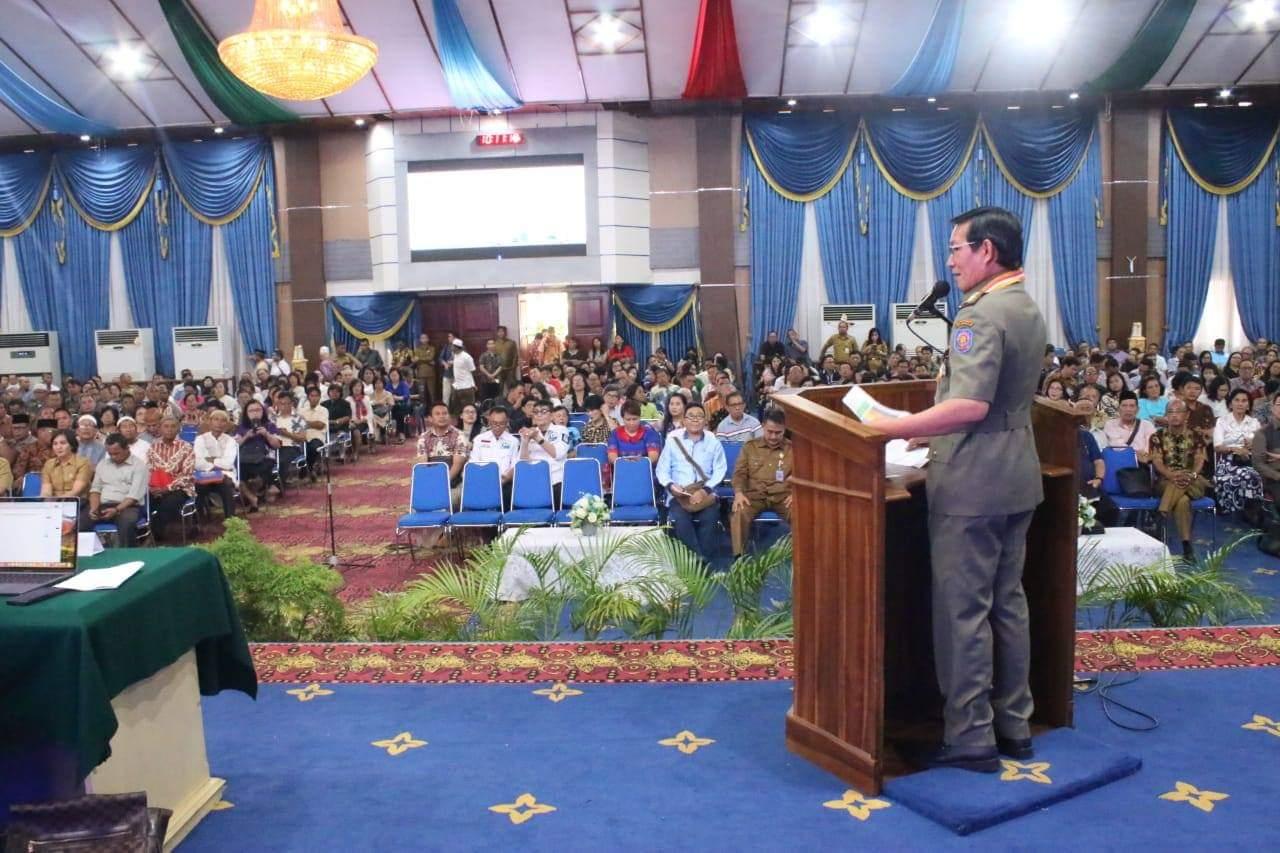 Empat Tokoh Nasional Apresiasi Sikap Toleransi yang Tercipta di Kota Manado