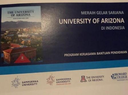Seleksi Maret Ini, 5 Pelajar Terbaik Manado Bakal Dikirim ke 'University of Arizona'