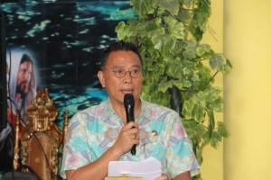Wali Kota Tomohon sosialisasikan Bansos dan Bantuan Dana Duka