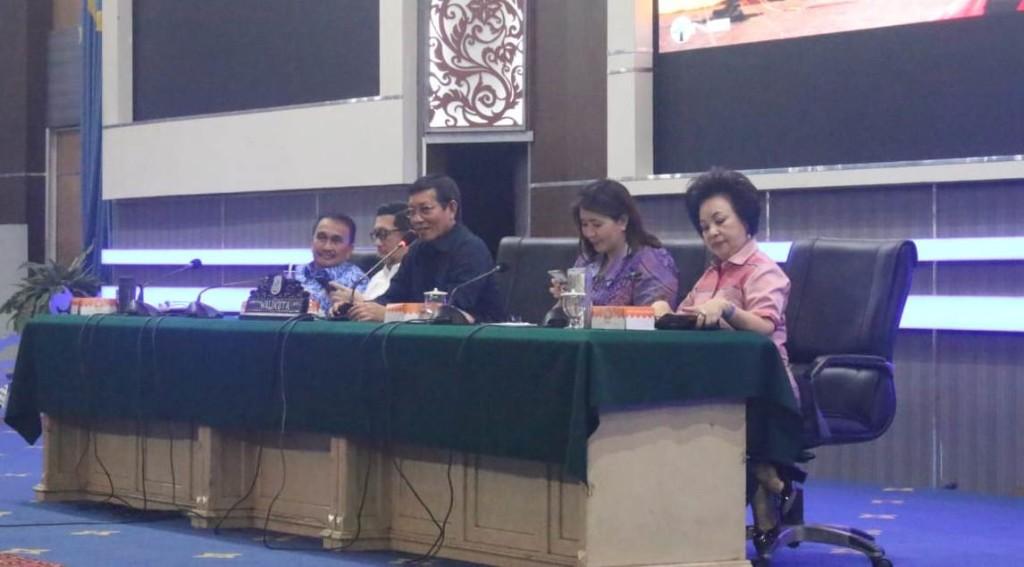 Lumentut: Manado Fiesta 2019 Akan 'Menjual' Potensi Laut Kota Manado