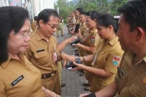 Digagas Bupati JS Terapkan e-Kinerja di Semua SKPD, Gubernur Dondokambey1