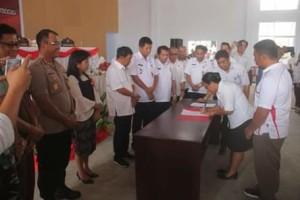 Digagas Bupati JS Terapkan e-Kinerja di Semua SKPD, Gubernur Dondokambey3