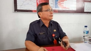 Dinas Dukcapil Minahasa, Drs Riviva Maringka,