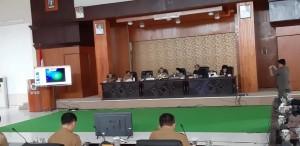 Ketua DPRD Tomohon Ir Miky JL Wenur mengjadiri Forum Perangkat Daerah