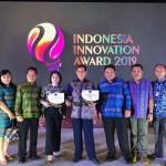 G.S Vicky Lumentut Raih Penghargaan Best Walikota di Indonesia Innovation Award 2019