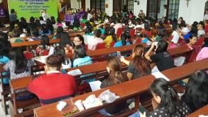 Kegiatan dalam rangka Bulan Peduli Anak Sinode GMIM