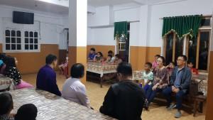 SBANL-MJLW Beribadah Bersama Anak Panti Asuhan Nazaret