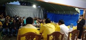 Bidik 10 Kursi di DPRD, Golkar Tomohon Konsolidasi