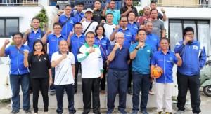 Sekda Lakat Buka IWO Press Futsal Competition (PFC) 'Road to Manado Fiesta' 2019