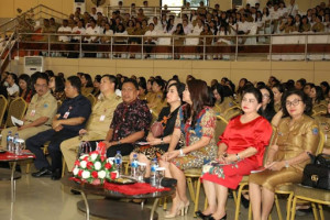 Pemprov Sulut Gelar Ibadah Perayaan Paskah