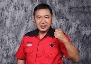 PDIP Minahasa Tenggara , James Sumendap SH,