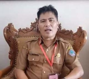 UNBK minahasa, SMA Negeri 3 Tondano, Drs Denny J M Pakasi