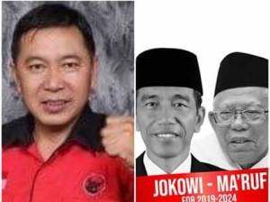 Sumendap Sebut Jokowi-Ma'ruf Unggul Sementara 76 Persen di Mitra