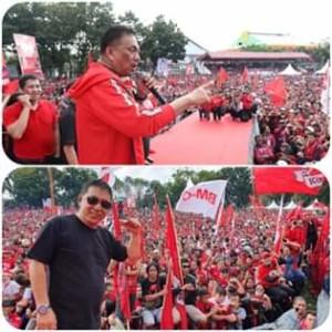 James Sumendap, Pilwako Manado 2020, PDIP sulut,