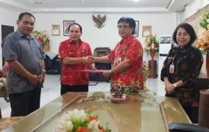 OD-SK Tunjuk Tumiwa Plt. Kadishut Sulut