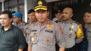 Kapolda Sulawesi Utara, Irjen Pol Sigid Tri Hardjanto , KPU sulut,