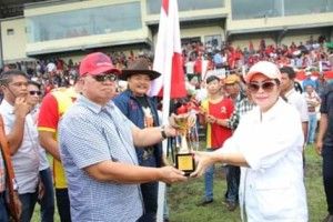Kejuaraan Pacuan Kuda minahasa, Ketua TP PPK Sulut