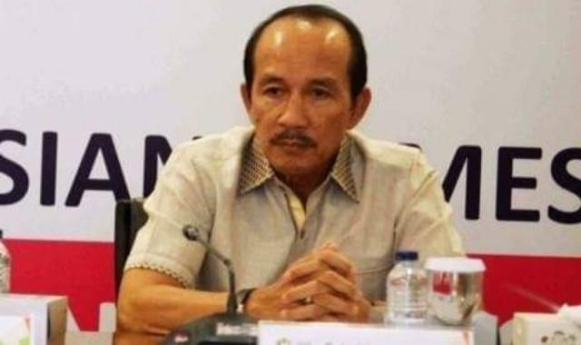 Mantan Sekjen Kementerian Hankam, Eris Herryanto