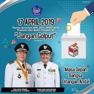 Ir Maurits Mantiri MM , Max J Lomban SE MSi,pemilu 2019