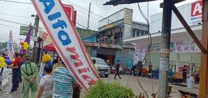 Diduga tak Berizin, Alfamidi Beroperasi di Kota Tomohon