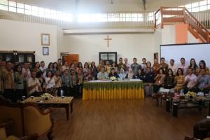 Tim BPK-RI Perwakilan Sulawesi Utara bersama Jajaran Pemkot Tomohon