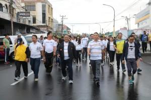 Wali Kota Tomohon Buka Rangkaian Kegiatan Hardiknas 2019