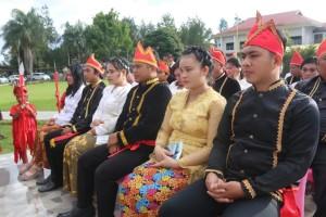 28  Pasutri yang dicatat Wali Kota Jimmy F Eman SE Ak CA
