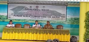 Sosialisasi dan Dialog peran pemuda di Pemilu 2019
