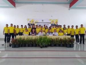 Foto bersama, pemkot Tomohon, narasumber dan peserta kegiatan