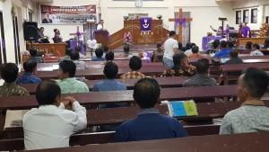 Sosialisasi Empat Pilar, Senator SBANL Ajak Masyarakat Sukseskan Pemilu 17 April  2019