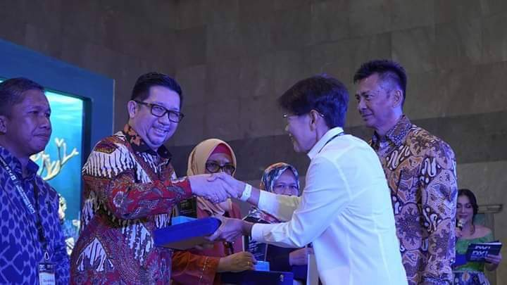 Gencar Promosikan Pariwisata, Pemkot Manado Dapat Penghargaan dari DXI