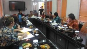 Kunker Komiksi II DPRD Tomohon di Kota Bogor