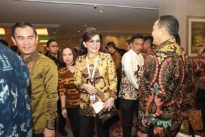 Bupati Minsel Hadiri Musrembangnas 2019 di Jakarta