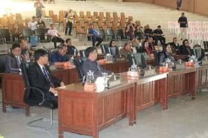 DPRD Minsel Laksanakan Rapat Paripurna Dengan Tiga Agenda1