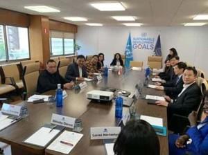 Dampingi Gubernur ke Spanyol, RD Promosikan Pariwisata Minahasa